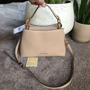 NWT Michael Kors Portia Lg  East/West Shoulder Bag